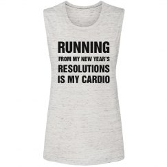 Forever Running From Resolutions