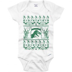 Baby's First Jurassic Christmas