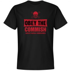 Obey The Football Commish