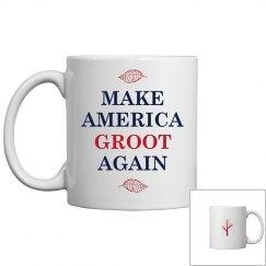 Let's Be Groot Again