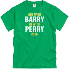 Rick Perry 2016 Text Tee