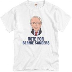 Vote For Bernie Sanders
