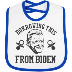 Borrowing Baby Biden 2016