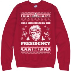 Donald Trump Christmas Sweater