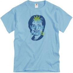 I'm with herb (Men's blue/bluegreen)