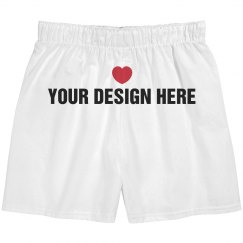Customize Some Boxers