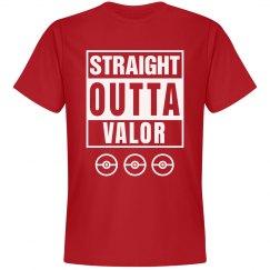 Straight Outta Valor