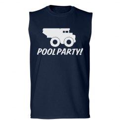 Pool Party sleeveless