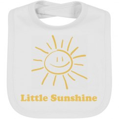 Little Sunshine Bib