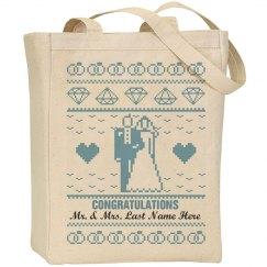 Congrats Mr. & Mrs...