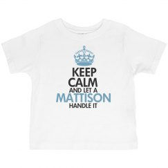 Mattison -toddler