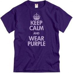 Wear Purple T-Shirt