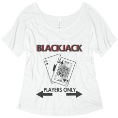 Blackjack Players Only