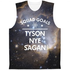 Science Squad Goals All Over Print