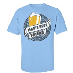 Beer Man's Best Friend