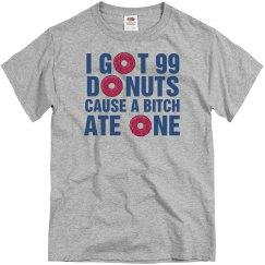 Got 99 Donuts