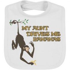 My Aunt Drives Me Bananas
