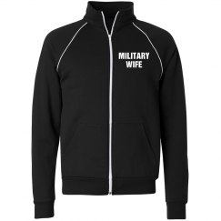 Military wife jacket