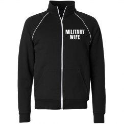 Military wife jacket