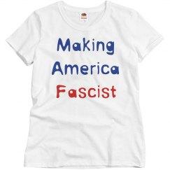 Making America Fascist