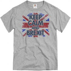 Keep Calm And Brexit