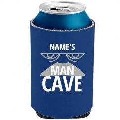 Man Cave Koozie