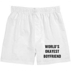 World's Okayest Boyfriend