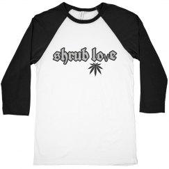 Shrub Love Weed Leaf 3/4 Sleeve