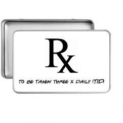 Medical Stache TID