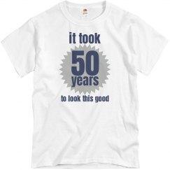 50 Years Looking Good