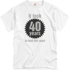 40 Years Looking Good