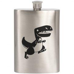Dinosaur Flask
