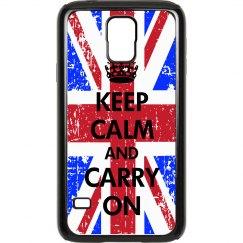 Keep Calm Union Jack
