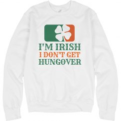 No Irish Hangovers St Patricks
