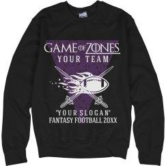 Custom Game of Zones