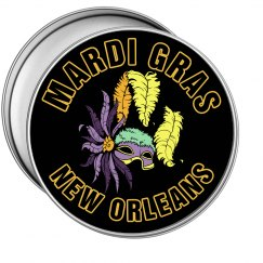 Mardi Gras/New Orleans Container