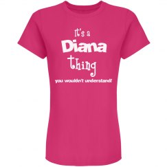 It's a diana thing