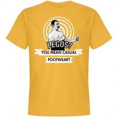 Manly-Man Legos