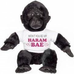 Please Be My Haram Bae Valentine