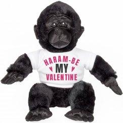 Haram Be My Valentine Gift