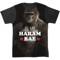 Be My Haram-Bae Allover Print