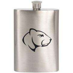 Female Cougar Flask
