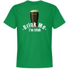 Drink Me I'm Beer