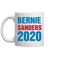 Bernie Sanders 2016 Mug