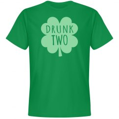 Drunk 2 St Patricks Guys