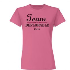 Lady Team Deplorable