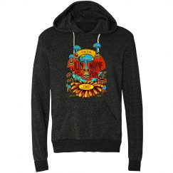 Busy Bee Charcoal Hoodie
