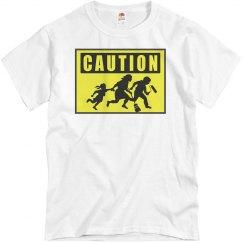 Caution Crossing