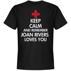 Keep Calm Joan Rivers