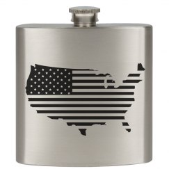Trendy USA Flask
